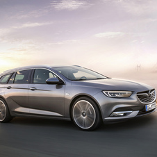 Opel Insignia Sports Tourer 1.5 Turbo ECOTEC Edition