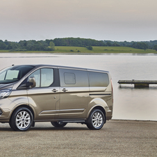 Ford Tourneo Custom 2.2 TDCi