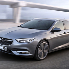 Opel Insignia Sports Tourer 1.5 Turbo ECOTEC Selective