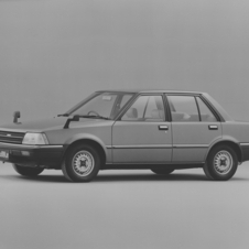 Nissan Auster JX Sedan 1800GS-X
