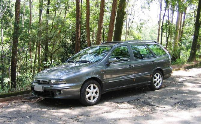 Fiat Marea Weekend 2.0 Turbo 20v. share. tell a friend share on facebook
