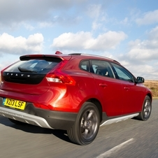 Volvo V40  D2 Momentum Powershift Cross Country
