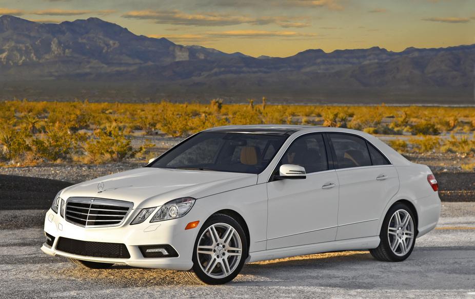 Mercedes e550 4matic