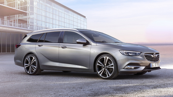 Opel Insignia Sports Tourer 1.5 Turbo Innovation