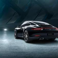 Porsche 911 Carrera 4 Black Edition PDK