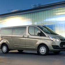Ford Grand Tourneo Custom Titanium 2.0 TDCi