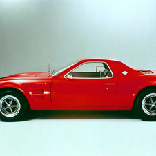 Ford Mustang Mach 2