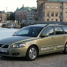 Volvo V50 1.6D DRIVe Start/Stop Summum