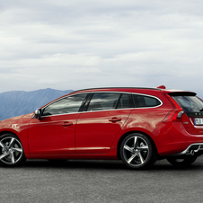 Volvo V60 T5 R-Design Powershift