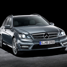Mercedes-Benz C 350 CDI 4MATIC BlueEFFICIENCY Estate