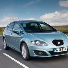 Seat Leon 1.6 LPG Reference