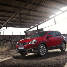 Nissan Qashqai Getting Cleaner, Upgraded Diesel Engine