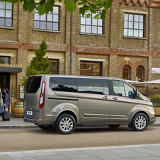 Ford Tourneo Custom Titanium 2.0 TDCi
