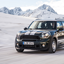 MINI (BMW) Countryman One