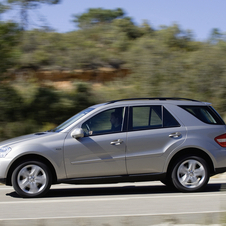 Mercedes-Benz ML350 BlueTec 4Matic 4x4