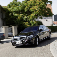 Mercedes has already built an S-Class that can drive autonomously