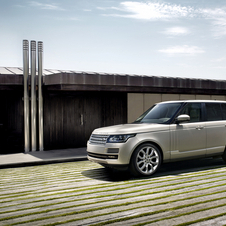 The new Range Rover has getting a significant weight cut