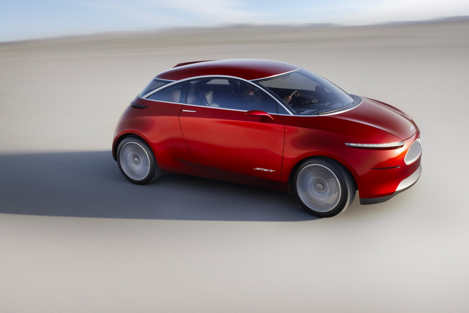 Ford Start concept may become reality in 2014 :: News :: autoviva.
