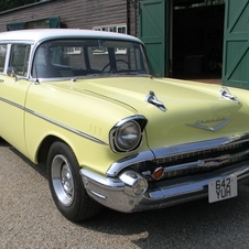 Chevrolet Two-Ten Station Wagon Bel-Air
