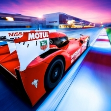 The Nissan GT-R LM NISMO will compete in the LMP1 class of the FIA World Endurance Championship