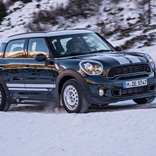 MINI (BMW) Countryman One D