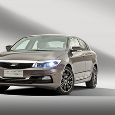 Qoros received a five-star rating from EuroNCAP