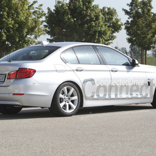 BMW strives to automate driving