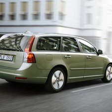 Volvo V50 D4 Summum Geartronic