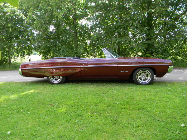 Pontiac Catalina Wide Track Convertible