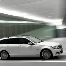 Mercedes-Benz C 200 BlueEFFICIENCY Estate