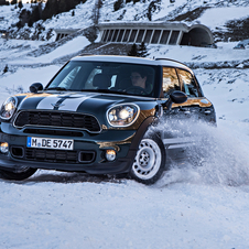 MINI (BMW) Countryman Cooper D