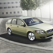 Volvo V50 D4 Momentum Geartronic