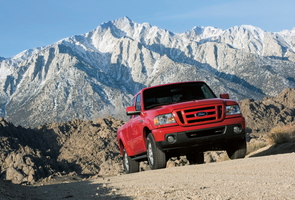 Ford Ranger 126-in. WB XLT Styleside SuperCab 4x2