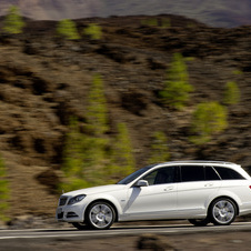Mercedes-Benz C 200 BlueEFFICIENCY Estate AT