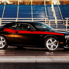 Dodge Challenger R/T AT