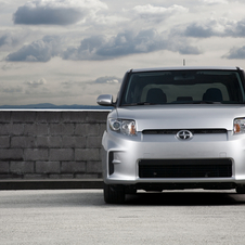 Scion xB 5-Door Wagon 5-Spd MT