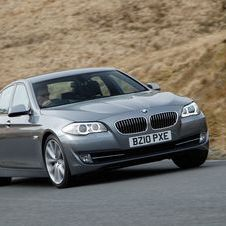 BMW 530d Touring BluePerformance Automatic