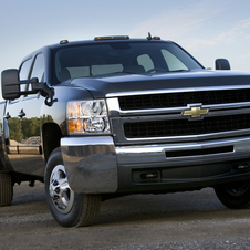 Chevrolet Silverado 3500HD Regular Cab 4WD Work Truck Long Box DRW