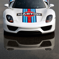 For now, the 918 will test with it
