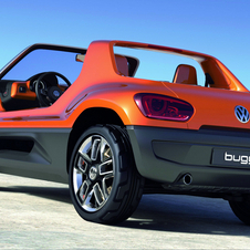 It is inspired by the buggies made from the Volkswagen Beetle