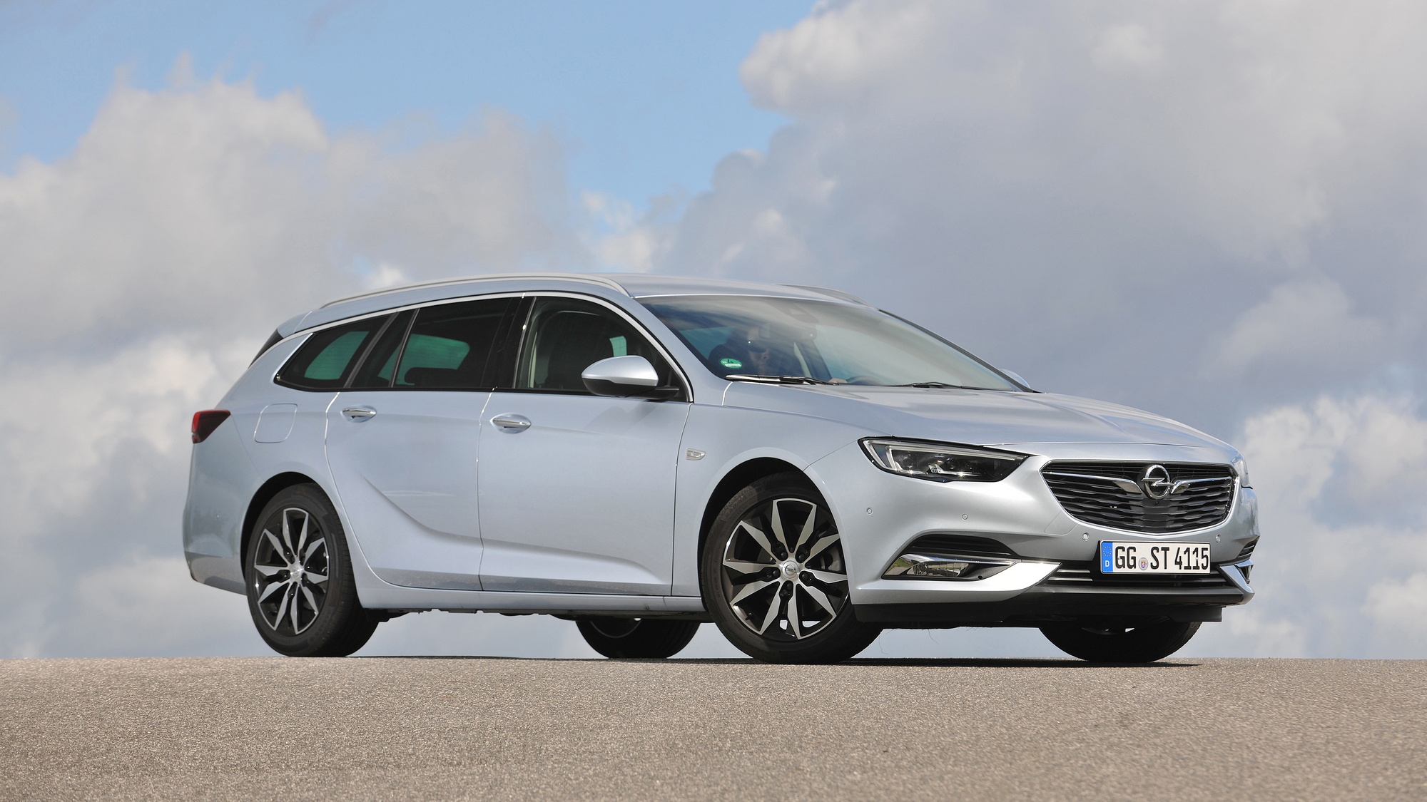 Opel Insignia Sports Tourer 2.0 Turbo D Selective