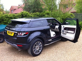 Range Rover: It's got to be the big one or nothing for me