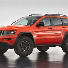 Jeep GC Trailhawk II