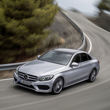 Mercedes-Benz C 400 4Matic