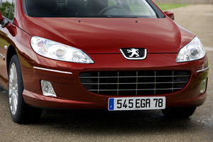 Peugeot 407 Saloon 1.6 HDi S