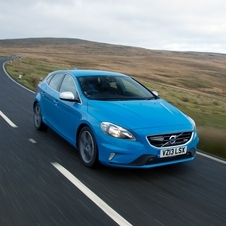Volvo V40 D2 Start/Stop R-Design Momentum Powershift
