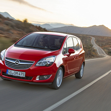 Opel will be receiving the new 1.6 CDTI engine which debuted with the Zafira Tourer