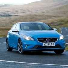 Volvo V40 D2 Start/Stop R-Design Powershift