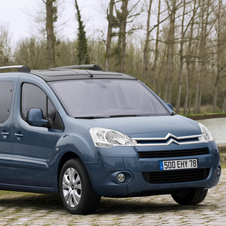 Citroën Berlingo Kombi HDi Multispace Exclusive