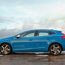 Volvo V40 D2 Start/Stop R-Design Summum Powershift